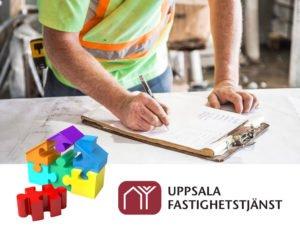 Totalentreprenad Uppsala Fastighetstjänst