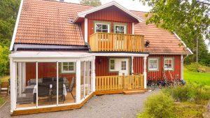 Bygg och renovering Uppsala Fastighetstjänst.